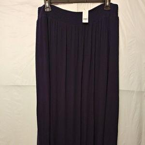 New York & Company Gauze Maxi Skirt